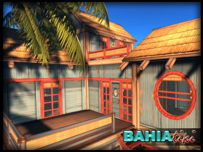 Bahia Tiki- Honolulu House