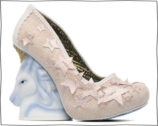 Chaussure Licorne A Talon Chewing Gum chaussure cAL45RS3qj