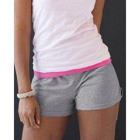 Women`s Anvil Cheerleader Athletic Shorts