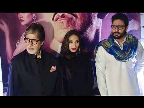 WATCH Amitabh & Abhishek Bachchan at the special screening of Akshay Kumar's RUSTOM. See the full video at : https://youtu.be/M3Lbz7Hocl8 #amitabhbachchan #abhishekbachchan #rustom #bollywoodnewsvilla #bollywood #bollywoodnews