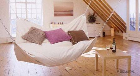 hammock. bed. yes.