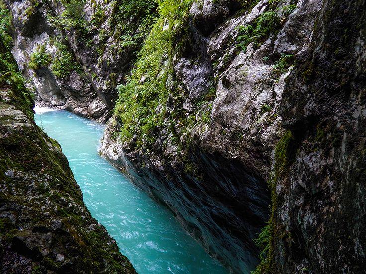 Slowenien Tolminka  * Abenteuer * Individualreisen * Outdoor * Bushcraft * Natur *  www.treat-of-freedom.de