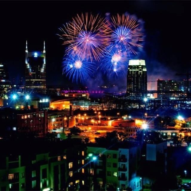 Nashville- 4th of July