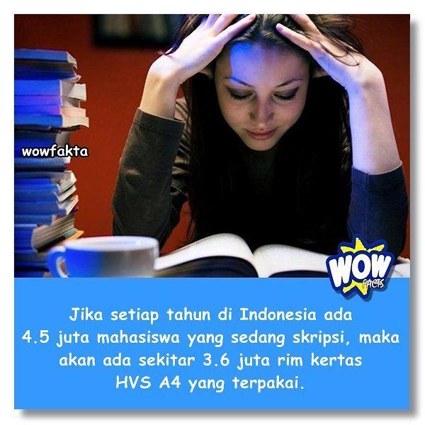 Klik LIKE ReGram dan Tag 5 Teman Kamu untuk Mengetahui Info ini. [Cc:@WOWFAKTAVIDEO] . @WOWFAKTA - Akun Informatif dan Edukatif Paling WOW! di Social Media (Twitter Instagram Youtube Periscope dan LINE@). . #like4like#tahukahkamu#tahukahanda#wowfakta#fakta#faktanya#paidpromote#cinta#love#indonesia#unik#kepo#kabargembira#travel#informasi#pengetahuan#indovidgram#berita#barutahu#ternyata#wowfaktavideo#keren#lucu#faktaunik#aceh#ambon#skripsi#mahasiswa#wfterpakai by wowfakta