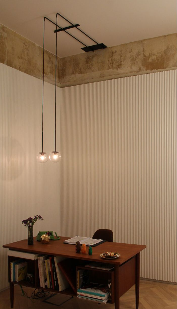 ceiling mounted lighting fixture by PSLAB 333