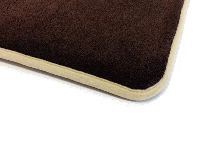40'x35'x1.25' Memory Foam Coral Fleece Standard Mat Bed with Waterproof Anti Slip Bottom for Puppies and Dogs of all sizes: Small, Medium and Large * See this great product. (This is an affiliate link) #DogBedMats