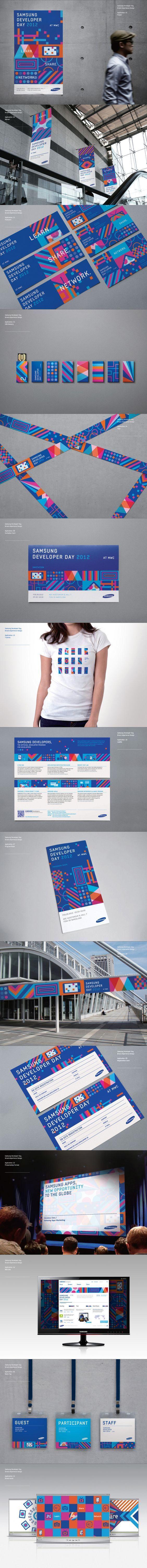 Samsung Developers Branding on Behance | Fivestar Branding – Design and Branding Agency & Inspiration Gallery: