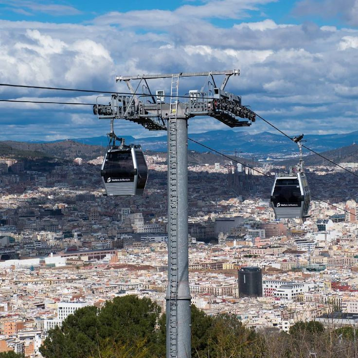 Barcelona's Cable Car