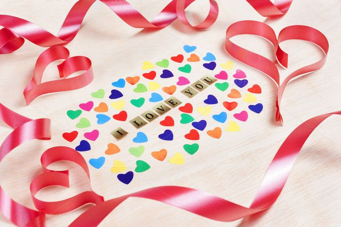 Valantine's day by Aitormmshop on Creative Market