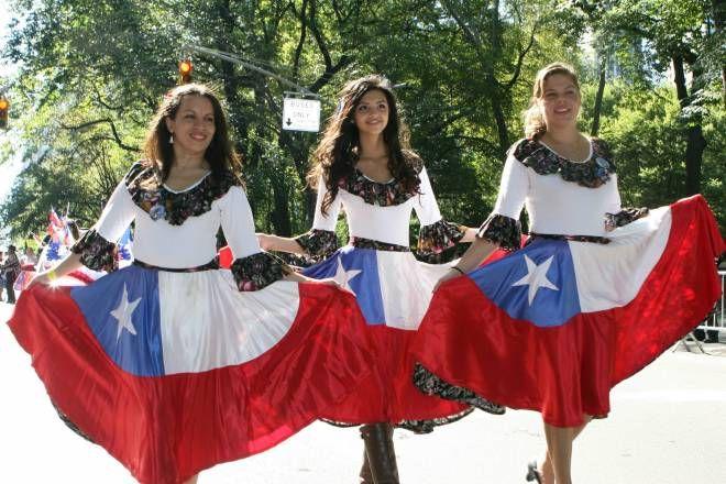 Desfile de la Hispanidad en la Quinta Avenida de Nueva York ...