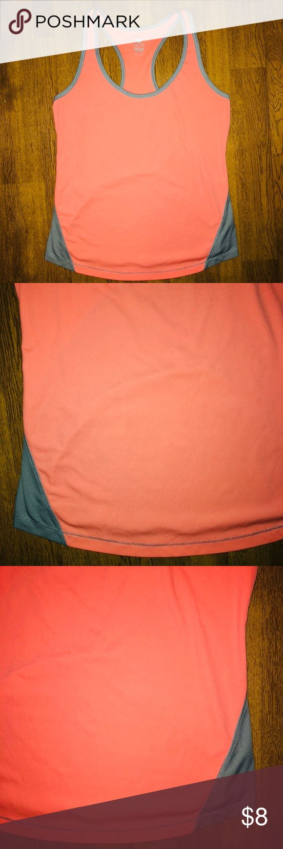 M Old Navy Orange & Gray Semi-Fit Active Tank Top Size: Medium     Brand: Old Navy        Details: Semi fit meaning it's slightly loose fitting. Orange with gray color block like design. 100% polyester. Perfect for that active lady    Condition: Excellent Used   #ForSale #ClothesForSale #InstaShop #ClosetForSale   Relatable Tags: #OldNavy #ON #Orange#Gray #Active #SemiFit Old Navy Tops Tank Tops