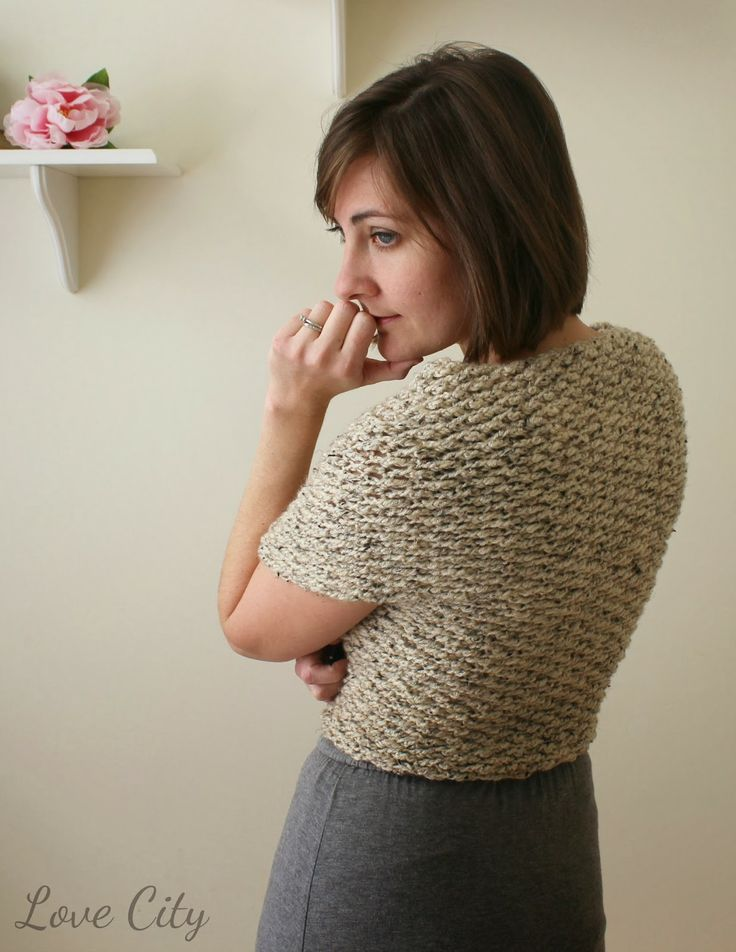 free crochet pattern, crochet wrap sweater, shrug, shawl by love city crochet
