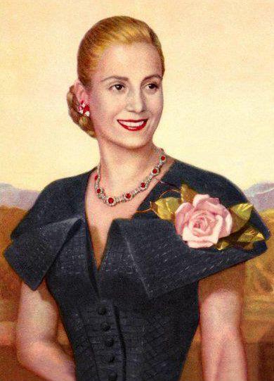 Eva Perón- Evita