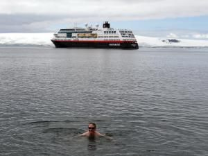 18 Things You Didn't Know About Cruising to Antarctica: Yes, You Can Go Swimming in Antarctica