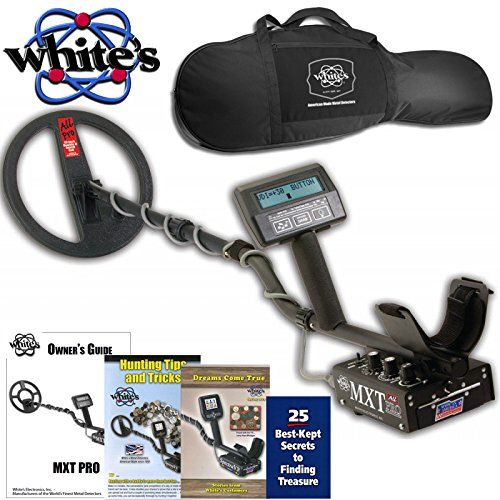Special Offers - Whites MXT All Pro Metal Detector with 10 DD Search Coil and Gun Style Padded Carry Bag  800-0342 For Sale - In stock & Free Shipping. You can save more money! Check It (November 15 2016 at 01:20AM) >> http://chainsawusa.net/whites-mxt-all-pro-metal-detector-with-10-dd-search-coil-and-gun-style-padded-carry-bag-800-0342-for-sale/