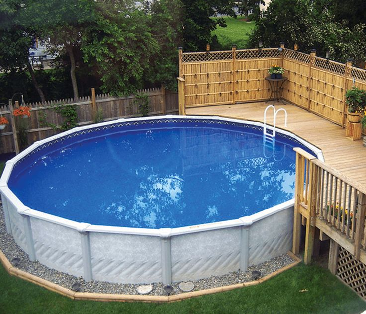 best 25 rectangle above ground pool ideas on pinterest