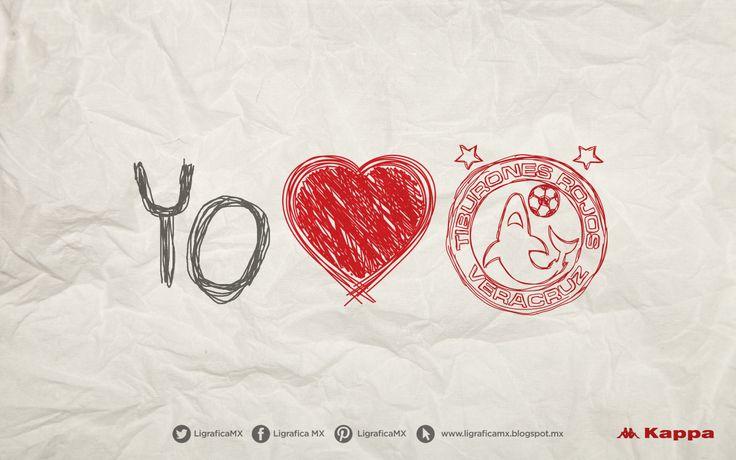 Yo Amo a @Jose Luis Torres Martinez Rojos de Veracruz • 100214CTG(1) LigraficaMX #KappaFutbol