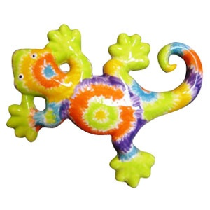 Tye Die Gecko! www.crockadoodle.com