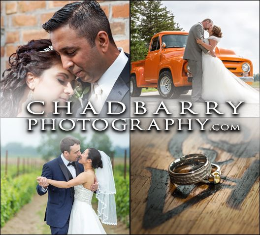 Chad Barry | Luxury Wedding Photography