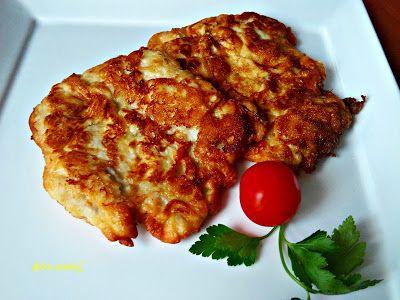 Ewa w kuchni: Schabowy w cieście serowym