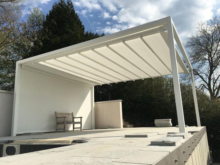 Die besten 25+ Sonnenschutz markisen Ideen auf Pinterest - vorteile sonnensegel terrasse