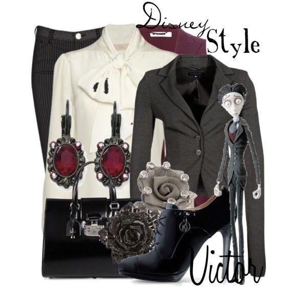 """Disney Style : Victor"" by missm26 on Polyvore"