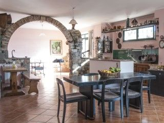 beautiful garden apartment just steps from Taormina!Vacation Rental in Giardini Naxos from @HomeAway! #vacation #rental #travel #homeaway