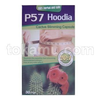 Hoodia, P 57 Slimming Capsul, Suplemen Pelangsing