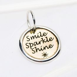 Palas Smile, Sparkle, Shine Charm