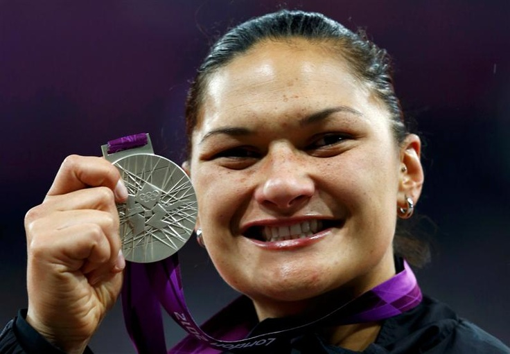 Valerie Adams - NZ sports woman ...