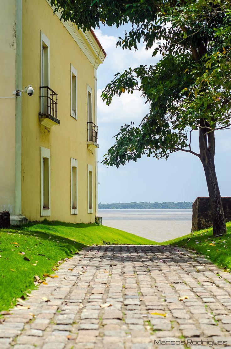 Complexo Feliz Lusitânia  Belém - Pará - Brasil