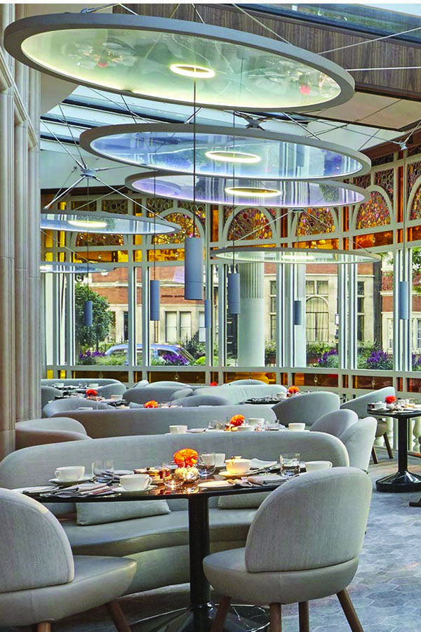 Jean Georges At The Connaught London