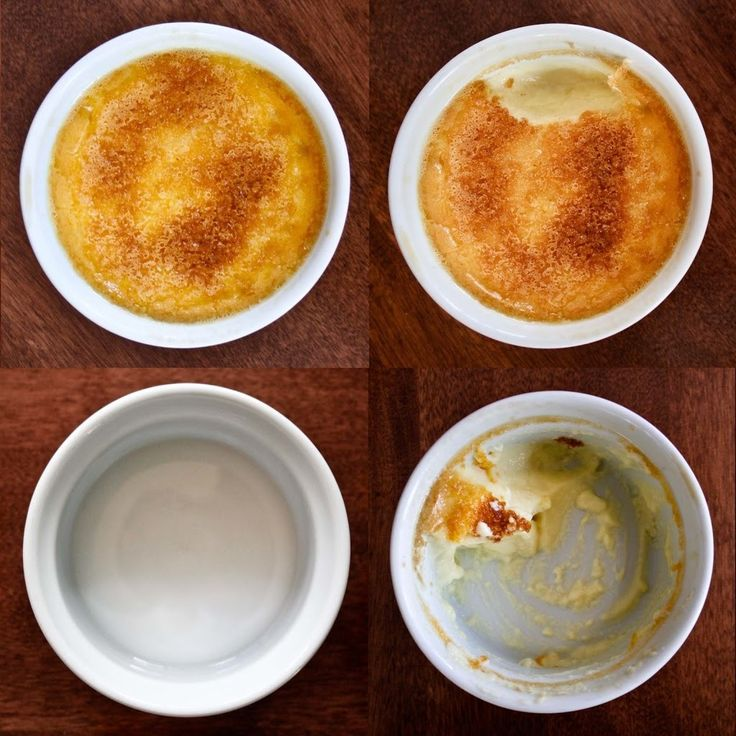 Crème brûlée | Creme brulee