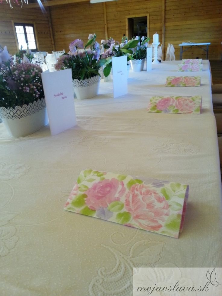 violet and pink wedding