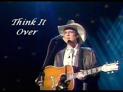 Ricky Van Shelton - Think It Over -