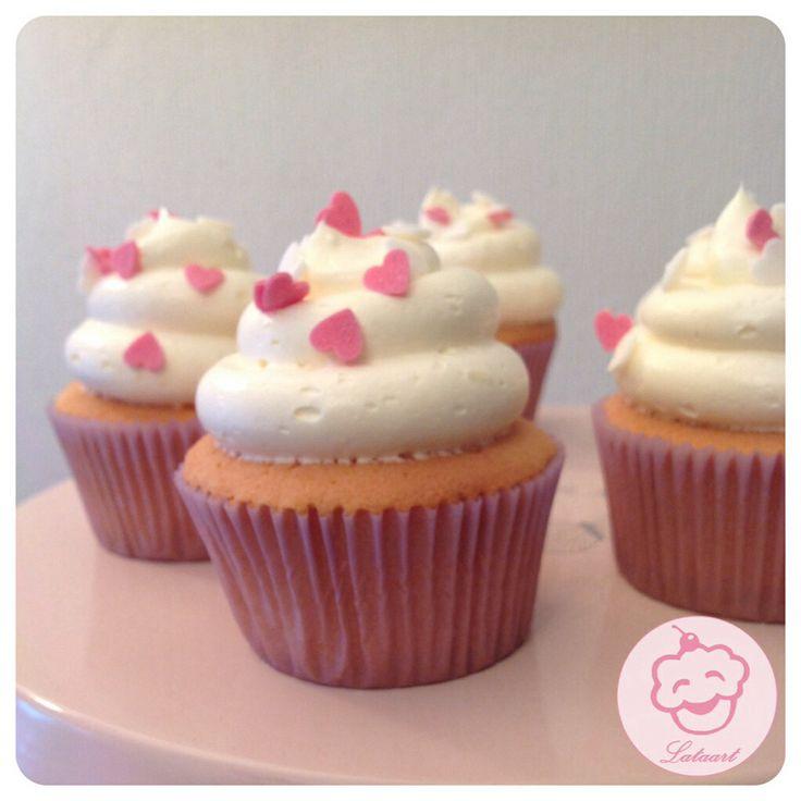 Vanille cupcakes - Lataart - www.facebook.com/lataart1