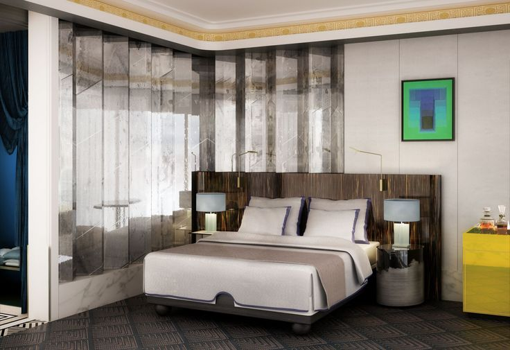 """""""A journey through the codes of elegance and luxury, with malicious reflections."""" Moscow Hotels by Tristan Auer"""