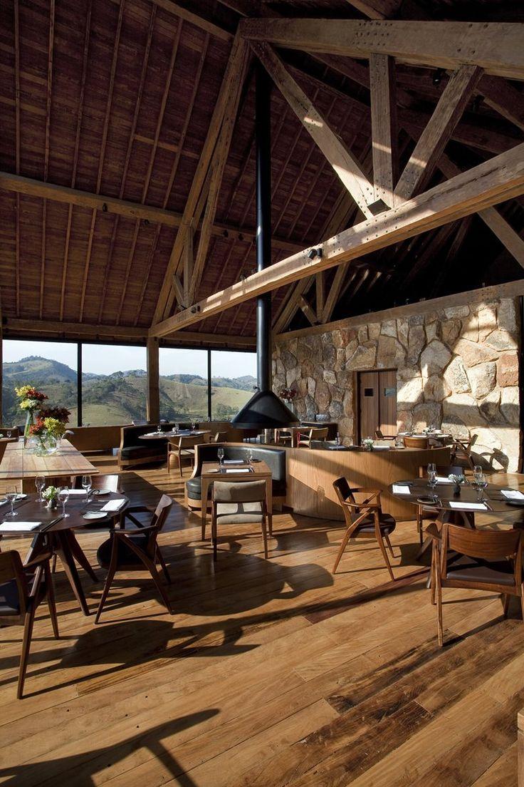 Botanique Hotel & Spa, Campos do Jordão, 2012 - Candida Tabet Arquitetura