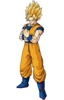 Sangoku - Dragon Ball Z