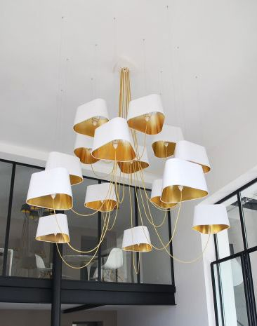 """Design Heure """"Collection Nuage"""""""