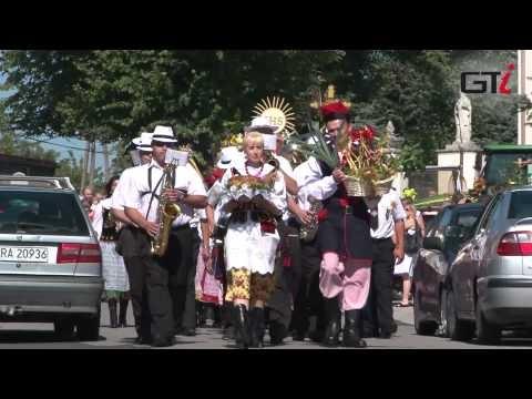 Dożynki parafialne w Białym Kościele 19.08.2012