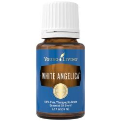 White Angelica is a calming and soothing blend that encourages feelings of protection and security. It brings about a sense of strength and endurance. Many people use it as protection against negative energy.