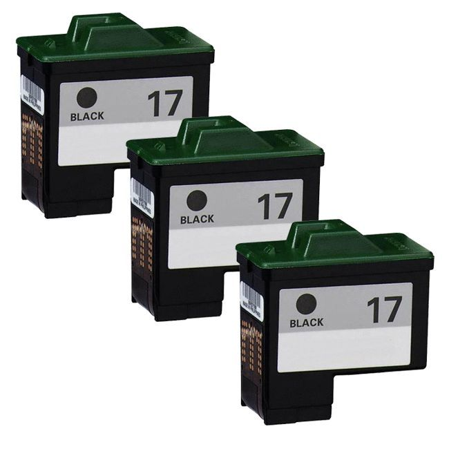 N Lexmark #17 10N0017 Compatible Ink Cartridge