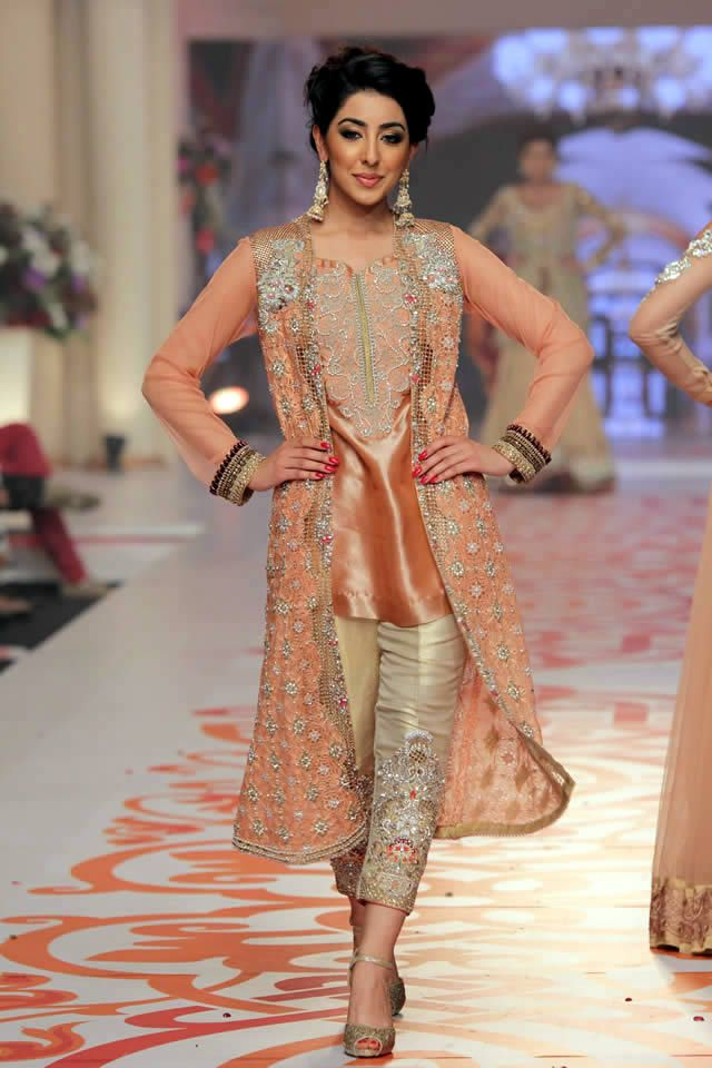 Telenor Bridal Couture Week 2015 Asifa & Nabeel Collection