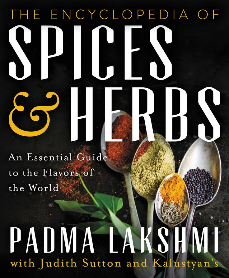 Think you know your way around a spice rack?  Herb and spice expert Padma Lakshmi is about to drop some knowledge.
