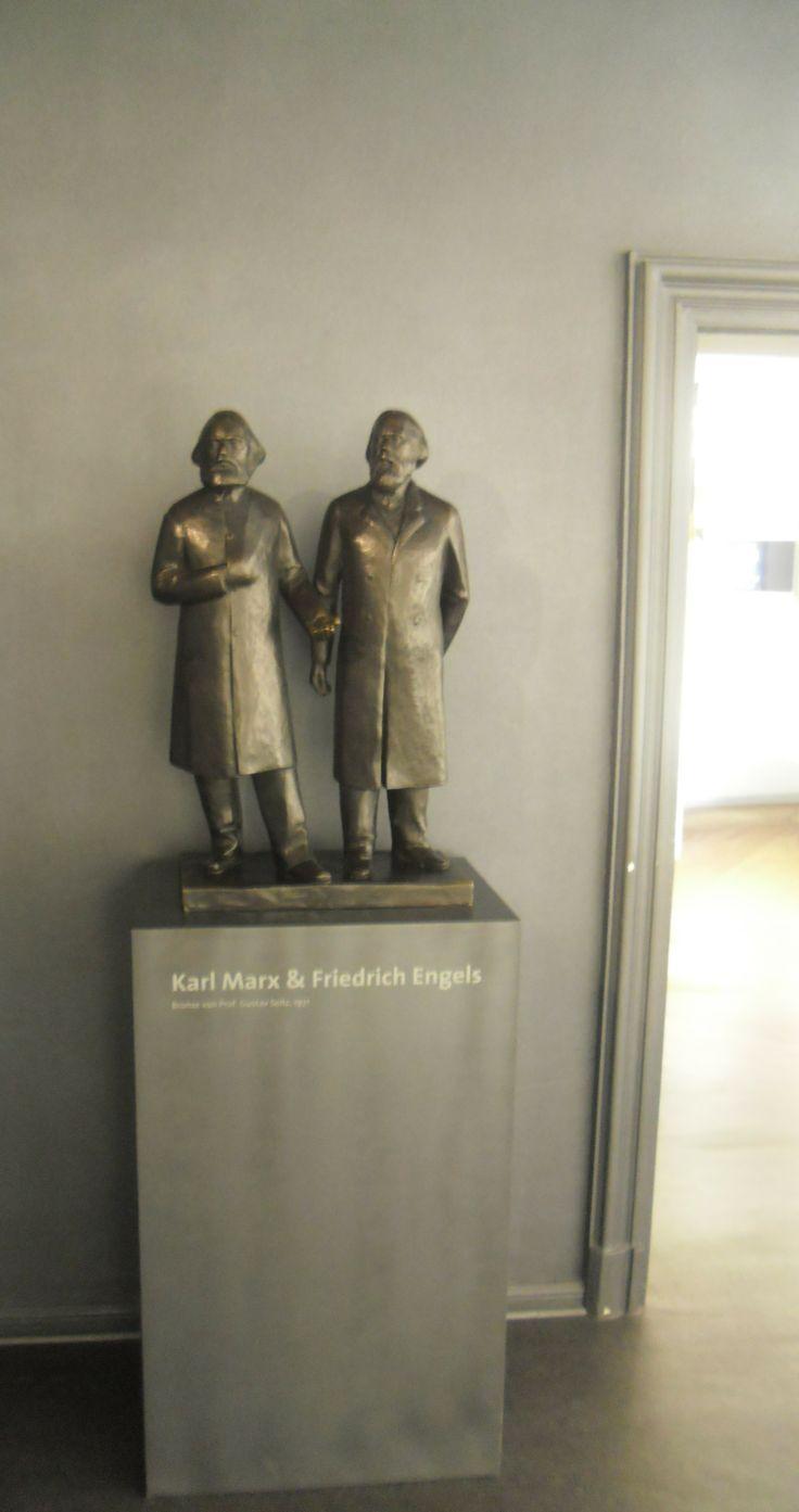 Karl Marx Haus - Trier, Germany