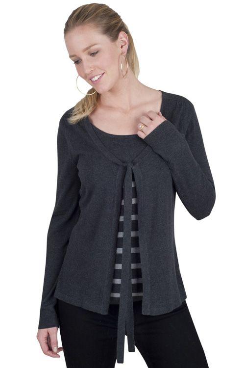 Куртка флисовая 3 в1 Лас Вегас фиолетово-бирюзовая для беременных и слингоношения