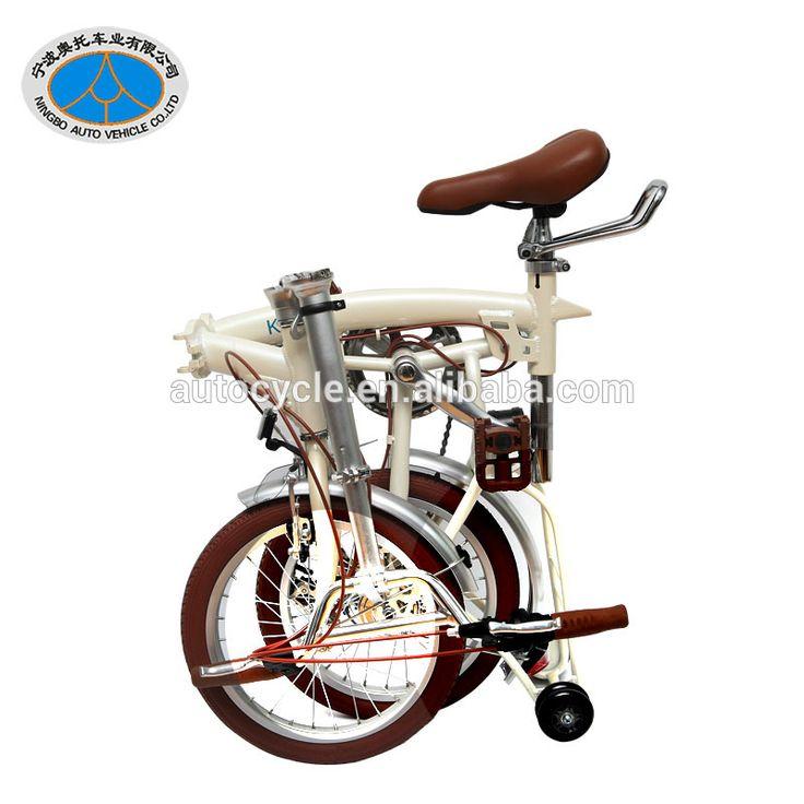 Bicicleta plegable de aluminio ligero al por mayor de alta calidad hecho por la fábrica china-Bicicletas-Identificación del producto:60603454586-spanish.alibaba.com