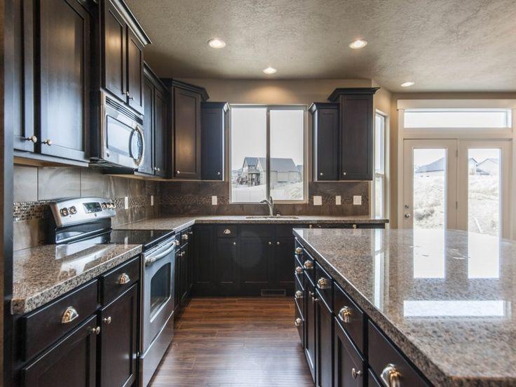 best 25+ caledonia granite ideas on pinterest | kitchen granite