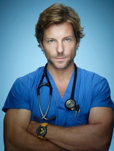 Dr. Tyler Wilson (Jamie Bamber), Monday Mornings